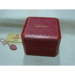 Small box for Cartier watches