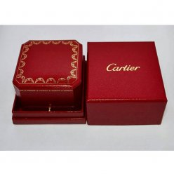 Luxury original Cartier earrings box gift packing set